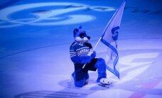 """Latviešu Maskavas """"Dinamo"""" izrauj uzvaru pār 'Jokerit'; CSKA atkārto KHL rekordu"""