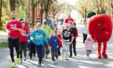Notiks 'Lattelecom' Rīgas maratona noslēdzošie koptreniņi Mežaparkā