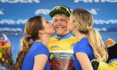 Skujiņš oficiāli garantējis triumfu UCI Amerikas tūres kopvērtējumā