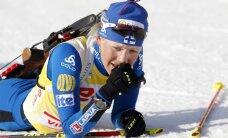 Mekereinene izcīna uzvaru Pasaules kausa izcīņas biatlonā kopvērtējumā