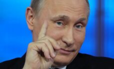 Путин:Россия миновала дно кризиса в 2015 году