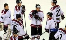 Latvijas hokeja izlase uzsāk gatavošanos pasaules čempionātam