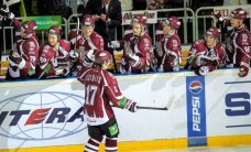 Rīgas 'Dinamo' izbraukumā lūko pagarināt savu rekordgaro uzvaru sēriju