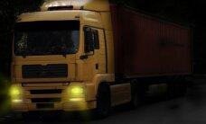 Raidījums: Francijā par nelegālo imigrantu pārvadāšanu arestēti divi šoferi no Latvijas