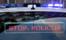 Smagā avārijā uz Bauskas šosejas dzīvību zaudējuši divi cilvēki; satiksme atjaunota