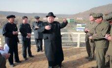 Северная Корея запустила баллистическую ракету с подводной лодки