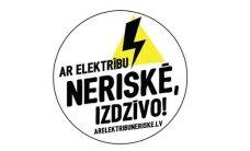 Bērniem un jauniešiem atgādina par elektrodrošību