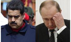 Krievija, Venecuēla, Somija – 'Bloomberg' prognozē ekonomikas 'nelaimes putnus'