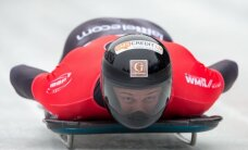 Pasaules čempionāta līderis Martins Dukurs: rīt jāizlabo kļūdas