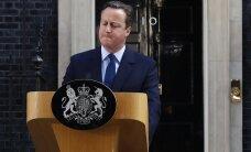 Премьер-министр Британии Дэвид Кэмерон подал в отставку