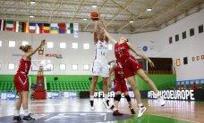 Latvijas U-20 basketbolistes turpina cīņu par Eiropas čempionāta ceturtdaļfinālu