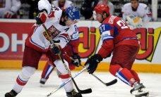 Latvijas izlases pirmie pretinieki čehi nosauc PČ izlases sastāvu
