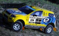 'OScar' ekipāžai astotā vieta 'Africa Eco Race' rallijreida ceturtajā posmā