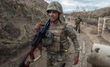 Армения и Азербайджан договорились соблюдать перемирие в Карабахе