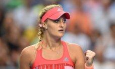 Французская теннисистка обвинила Шарапову во лжи