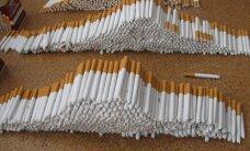 Par kontrabandas cigarešu ievešanu tiesa Krievijas pilsoni soda ar brīvības atņemšanu