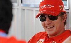 'Ferrari' uz vienu sezonu pagarina līgumu ar Raikonenu
