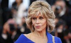 Džeinai Fondai pasniedz Kannu kinofestivāla speciālbalvu