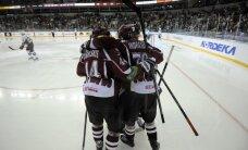 Rīgas 'Dinamo' uzsāk mājas spēļu sēriju