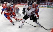 Сборная Латвии проводит последний матч на ЧМ-2016