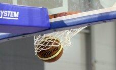 LU basketbolistes pārspēj 'Vega 1'/ 'Liepāja' vienību