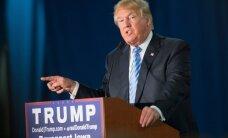Tramps un ASV Pārstāvju palātas spīkers Raiens aicina uz republikāņu vienotību