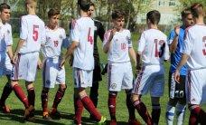 Paziņots Latvijas U-17 futbola izlases sastāvs Viktora Banņikova piemiņas turnīrā Kijevā
