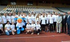 Latvijas Jaunatnes olimpiādes atklāšana notiks Valmierā