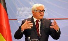 Vācijas ārlietu ministrs kritizē NATO mācības Austrumeiropā