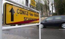 ES atļaus pagarināt robežkontroli Šengenas zonā