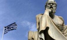 Grieķijas parādu krīze: Rīgas sanāksmē būtisks progress netiks panākts, prognozē 'Reuters'
