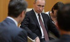 Rumānija nonāks Krievijas ieroču tēmēklī, brīdina Putins