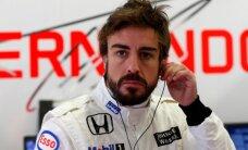 Alonso paziņo, ka viņam pēc avārijas viss ir kārtībā