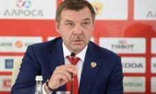 Zināmi Krievijas un Čehijas izlašu sastāvi pasaules čempionātam