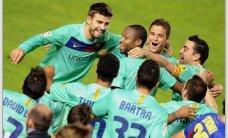 'Barcelona' 21. reizi kļūst par Spānijas čempioni