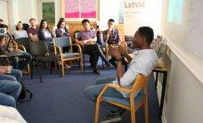 Aptauja: Ārvalstu studentus Latvijā pārsteidz strādīgums un interneta ātrums