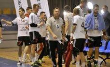 Latvijas handbola izlase PČ kvalifikācijas 'play-off' kārtā tiksies ar Baltkrieviju