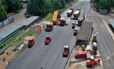 Pēc 50 gadu pārtraukuma Biķernieku trase tiek pie jauna asfalta