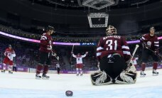 Latvijas hokejisti turpina neveiksmju sēriju spēlēs pret čehiem
