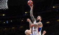 Serbija 'salauž' Somiju un turpina 'Eurobasket 2015' bez zaudējumiem
