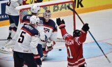 Kanāda PČ ievadā pārmāca ASV hokejistus