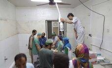 Uzlidojums slimnīcai Kondozā bija 'precīzi mērķēts', apgalvo 'Ārsti bez robežām'