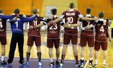 Latvijas handbola izlase 2017.gada PČ kvalifikācijas turnīrā cīnīsies ar Ukrainu, Grieķiju un Kipru