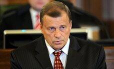 Saeimas komisija atbalsta Klauža saukšanu pie administratīvās atbildības