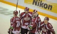 Rīgas 'Dinamo' pirms decembra pārtraukuma savā laukumā tiekas ar 'Traktor'