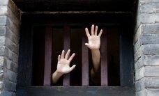 Ēģipte 152 cilvēkiem piespriež cietumsodus par dalību nelegālos protestos