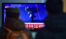 ВИДЕО: КНДР показала запуск баллистической ракеты с подводной лодки