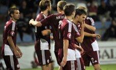 Šabala atnes Latvijas futbola izlasei uzvaru pār Armēniju