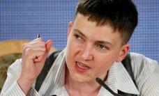 Savčenko pauž gatavību kļūt par Ukrainas prezidenti