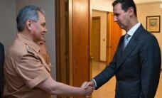 Maskava noliedz ziņas par Krievijas uzlidojumiem ASV atbalstītajiem Sīrijas nemierniekiem